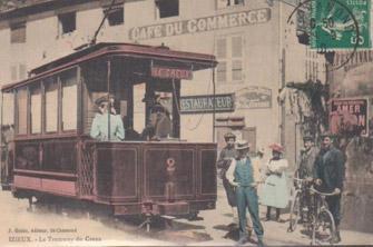 Tramway Electrique au Creux